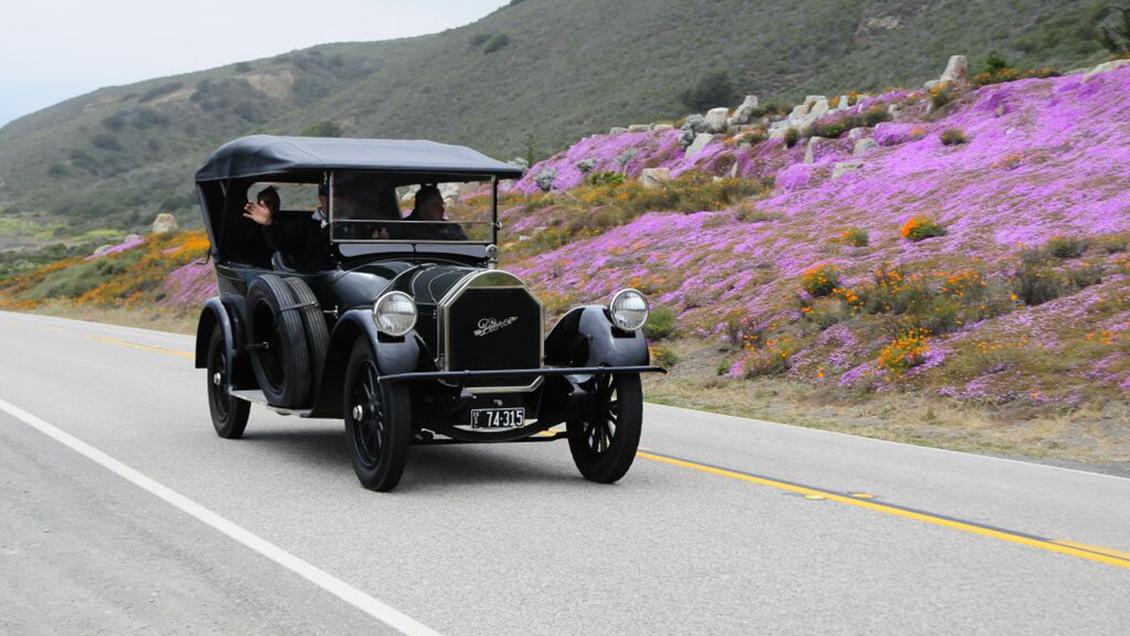 1914 Pierce 38