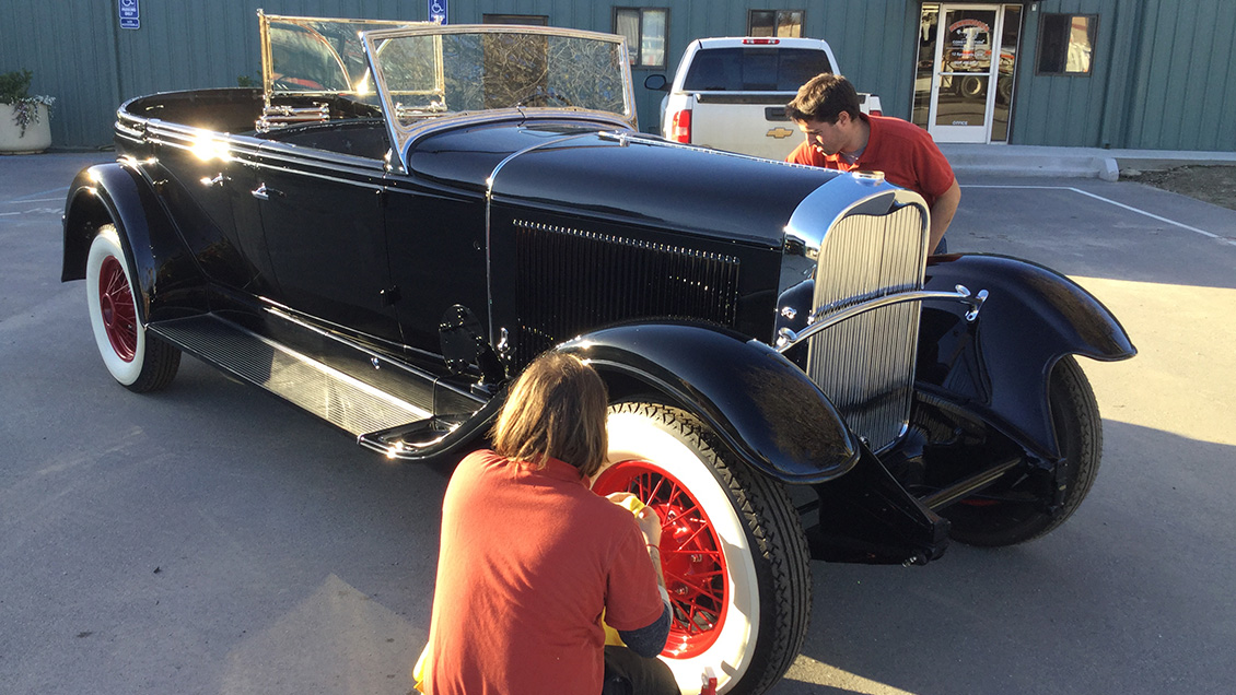 1915 Ford Runabaout